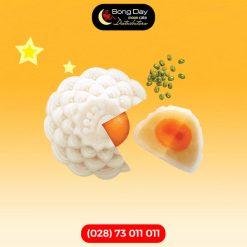 bánh kinh đô Dẻo đậu xanh 1 trứng 180g