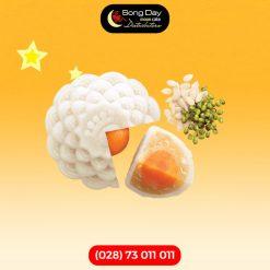 bánh kinh đô Dẻo đậu xanh hạt dưa 1 trứng 250g