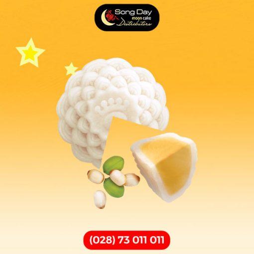 bánh kinh đô Dẻo hạt sen 0 trứng 180g