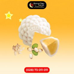 bánh kinh đô Dẻo hạt sen Hạt dưa 0 trứng 250g