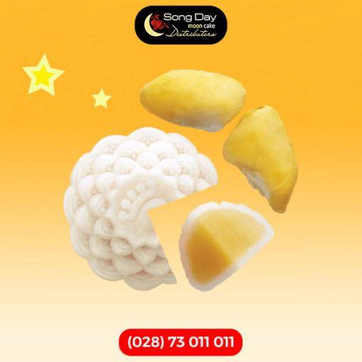 bánh kinh đô Dẻo sầu riêng 0 trứng 180g
