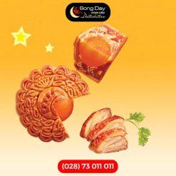 Bánh trung thu Kinh Đô Gà quay Jambon 1 trứng