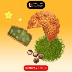 Bánh Kinh đô ăn kiêng Trà Xanh Hạt Macadamia
