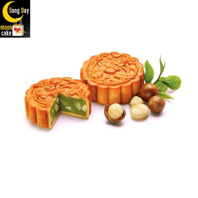 XTX_Bánh Trà Xanh Hạt Macadamia