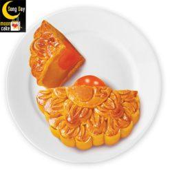 bánh trung thu kinh đô Custard 1 trứng