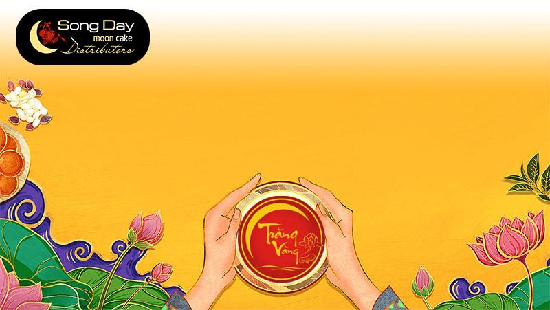 Điểm độc đáo của hoa văn trên hộp bánh Kinh Đô Trăng Vàng