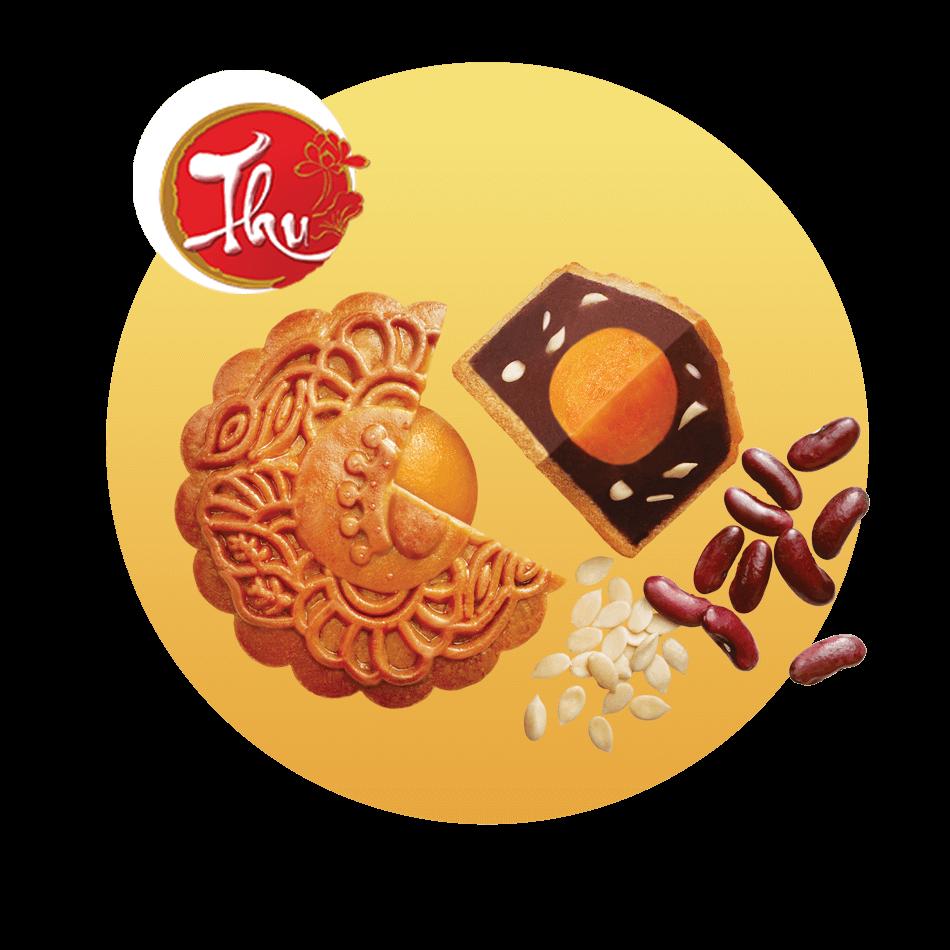 bánh nướng nhân ngọt